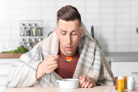 غذاها و خوراکی های مفید برای آنفولانزا