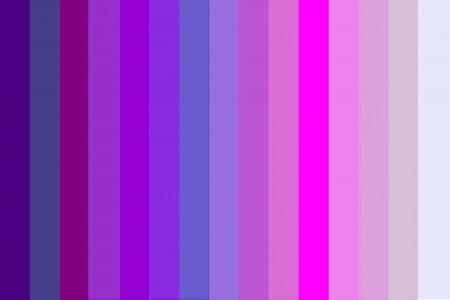 روانشناسی رنگ بنفش و شخصیت شناسی دوست داران این رنگ