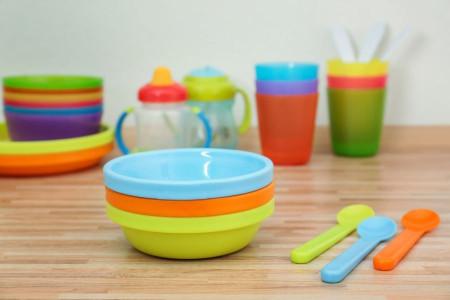 کاربردست ظروف غذاخوری نوزاد چیست ؟