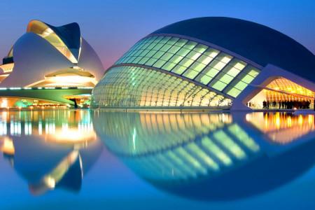 همه چیز درباره ی شهر زیبای والنسیای اسپانیا