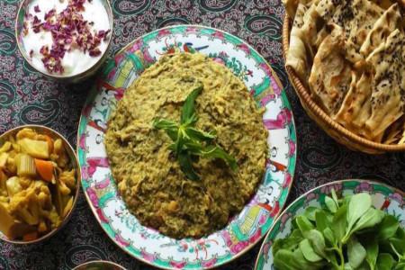 طرز تهیه گوشت و لوبیای اصفهانی غذای سنتی و لذیذ نصف جهان