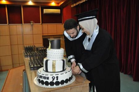 برترین مدل های کیک جشن فارغ التحصیلی دانشگاه
