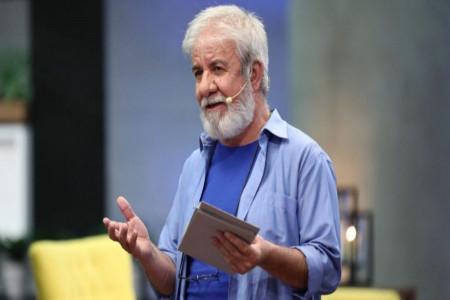 آشنایی با زندگی مسعود کرامتی بازیگر و کارگردان + مصاحبه
