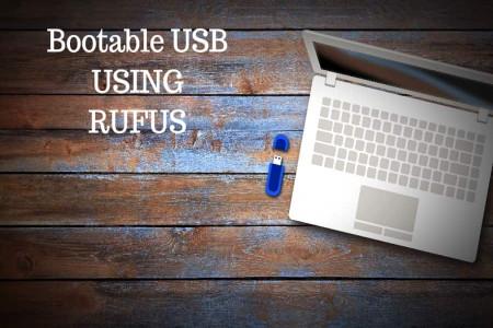 راهی برای نصب سیستم عامل در USB با نرم افزار RUFUS