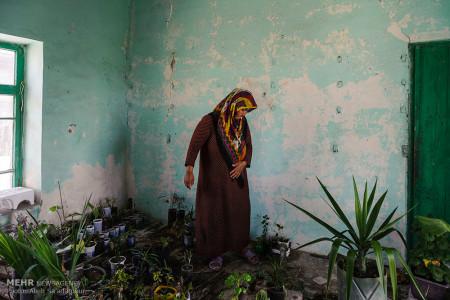 تصاویر زنانی از ترکمن صحرا