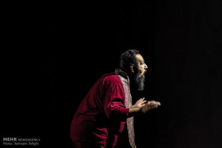 تصاویر کنسرت گروه دف نوازان فروزان با خوانندگی پیام عزیزی