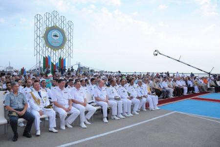 مسابقات جام دریا - 2018 در باکو آغاز شد