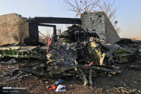 گزارش کامل از سقوط بوئینگ 737 اوکراینی + فیلم / تصاویر