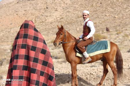جشنواره ملی ایل سنگسری در استان سمنان