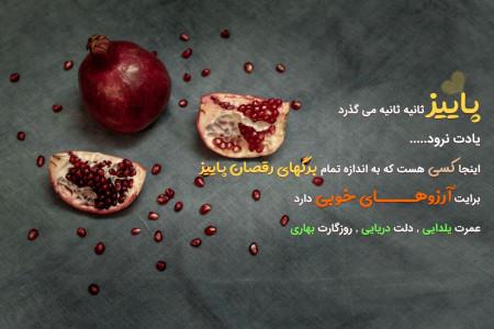 سری جدید پیامهای عاشقانه تبریک شب یلدا