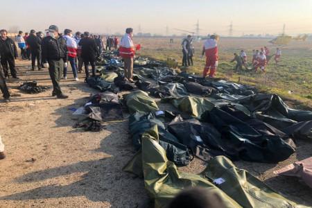 جزئیات جدید سانحه هواپیمای اوکراینی اعلام شد