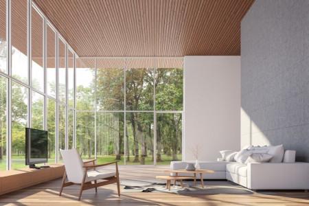 سقف کاذب چوبی چیست و روش نصب آن چگونه است؟