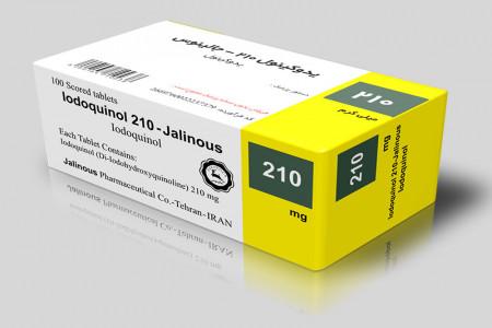 موارد مصرف و عوارض قرص یدوکینول Iodoquinol