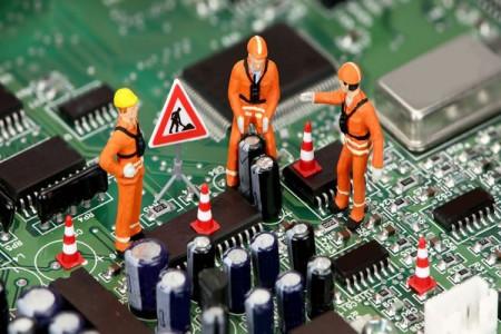 یادگیری تعمیرات برد الکترونیکی