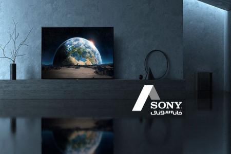 کیفیت در طراحی تلویزیون 55 و 65 اینچ سونی