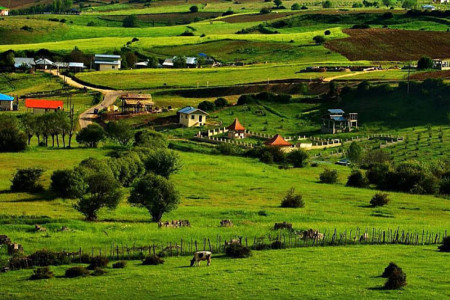 گردشگری در دیلمان، زیباترین منطقه ییلاق گیلان