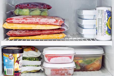 کدم مواد غذایی قابلیت فریز شدن را ندارند ؟