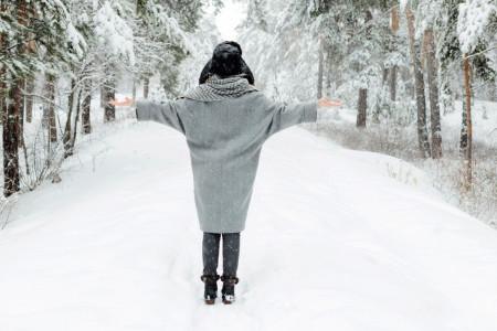 نکات مهم در خرید پالتو زمستانی زنانه