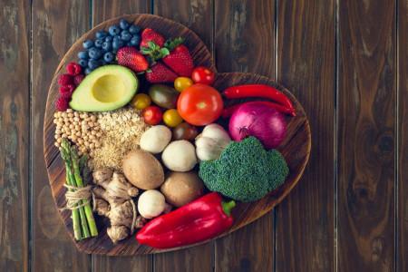 رژیم غذایی مفید برای سلامت قلب