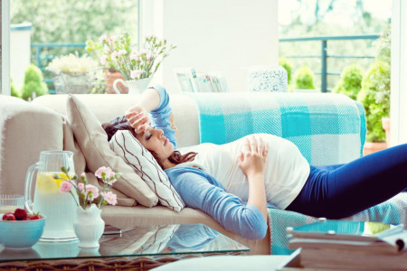 خروپف کردن در بارداری چه دلایلی دارد؟