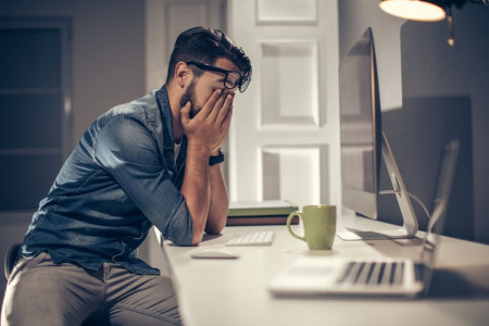 سندروم بینایی رایانهای (CVS) چیست؟