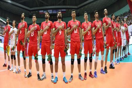 آیا تیم ملی والیبال ایران به المپیک راه می یابد؟