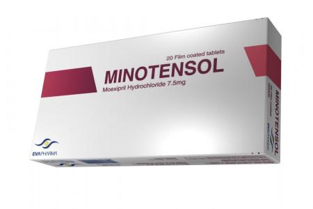 اطلاعات دارویی کامل قرص موکسی پریل