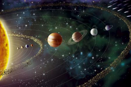 واقعیت هایی جذاب در رابطه با منظومه شمسی
