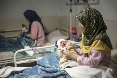 خطر ویروس کرونا در دوران بارداری و شیردهی