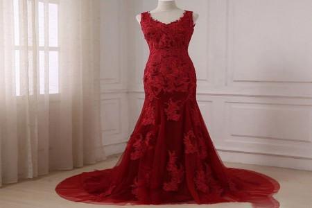 مدل لباس مجلسی بلند با طرح های لاکچری و خاص کمتر دیده شده