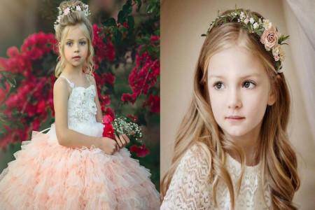مدل مو دخترانه ( کودک ) در انواع طرح های جذاب و لاکچری