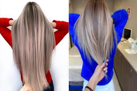 رنگ مو روشن 2020 مناسب برای استایل های متفاوت + عکس