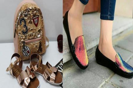 کفش بهاری 99 همراه با طرح ها و رنگ های جذاب و دوست داشتنی