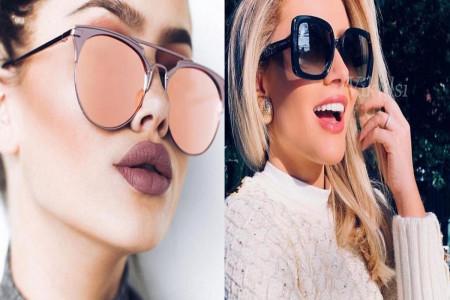 عینک آفتابی دخترانه 2020 جدید و زیبا برای سلیقه های متفاوت