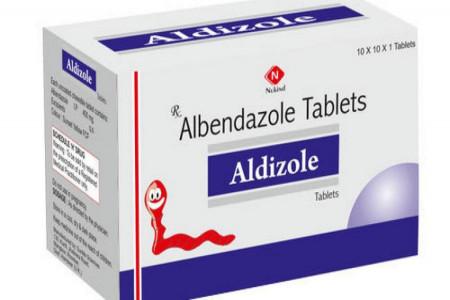 معرفی کامل قرص آلبندازول داروی ضد کرم