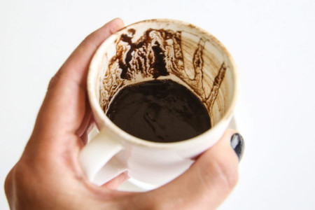 عکس قفل در فال قهوه نشان دهنده چیست ؟