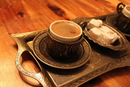 خط در فال قهوه چه تعبیری دارد ؟