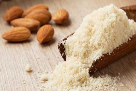 آرد بادام و 5 خاصیت استثنایی آن در سلامت بدن