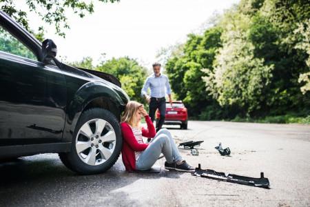 نحوه محاسبه افت قیمت خودرو در تصادفات