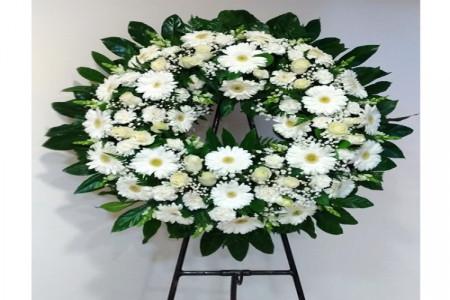 متن تسلیت روی تاج گل برای مراسم ترحیم