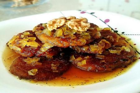 آموزش پخت غذای لذیذ و دلچسب نافله خوزستانی