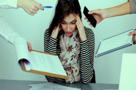 فشار روانی پس از آزمون