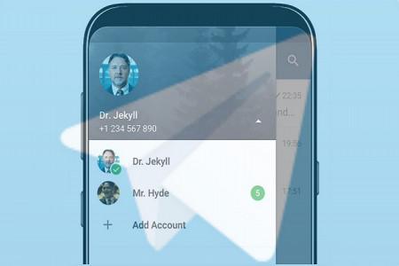 آموزش قدم به قدم و تصویری داشتن چند اکانت در تلگرام