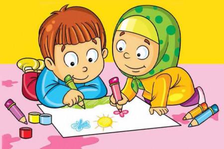 آموزش مرحله به مرحله کشیدن 30 نقاشی زیبا و ساده برای کودکان