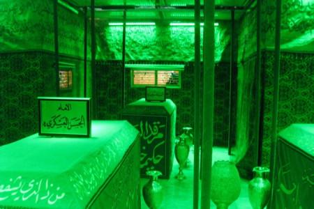 مزار امام حسن عسکری کجاست و چرا 2 بار تخریب شد ؟