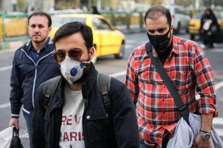 بوی نامطبوع باز بخش هایی از تهران را فرا گرفت