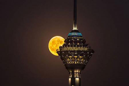 شب یلدای برج میلاد
