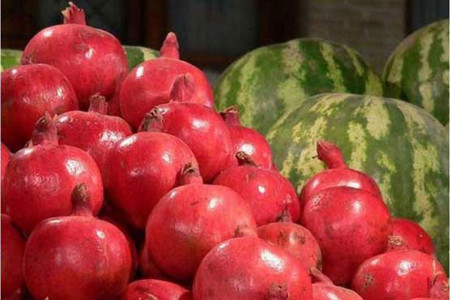 قیمت میوه شب یلدا 98