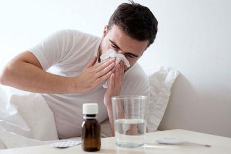 شیوع دوباره آنفولانزا