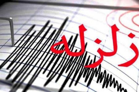 زلزله بندرعباس اکنون چند ریشتر بود ؟